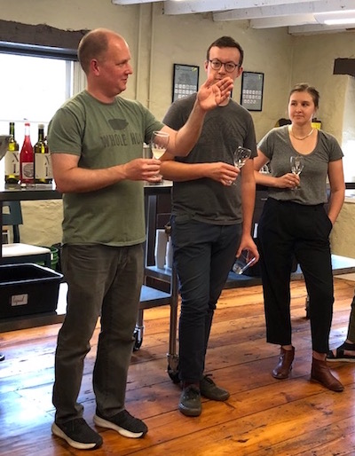 natural wines event