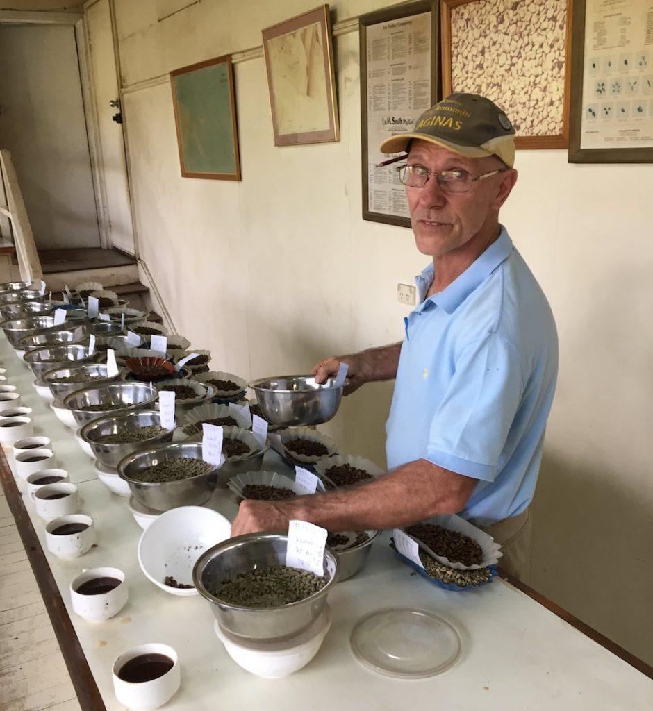 New Guinea Highlands Coffee Exporters