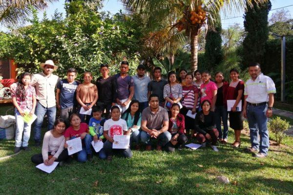 Guatemala Coffee Kids coffee producers