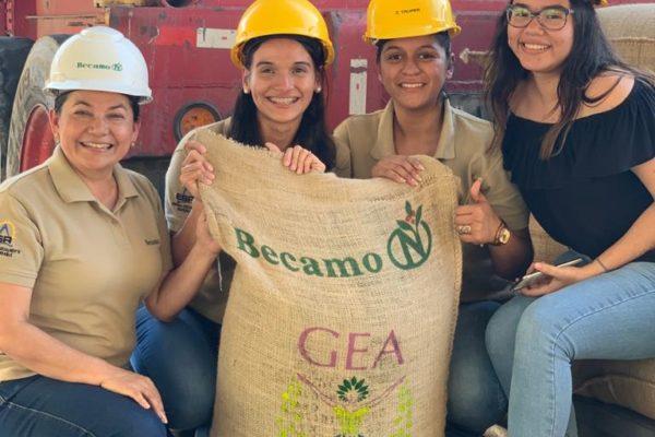 Honduras Gea women-produced coffee