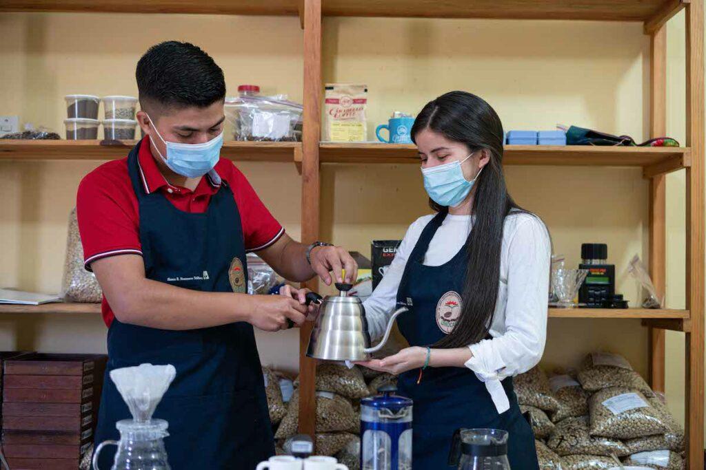 Coffee Kids Honduras UNIOCAFE